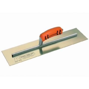 Kraft - Golden Stainless Steel Plastering Finishing Trowel - 4 Sizes